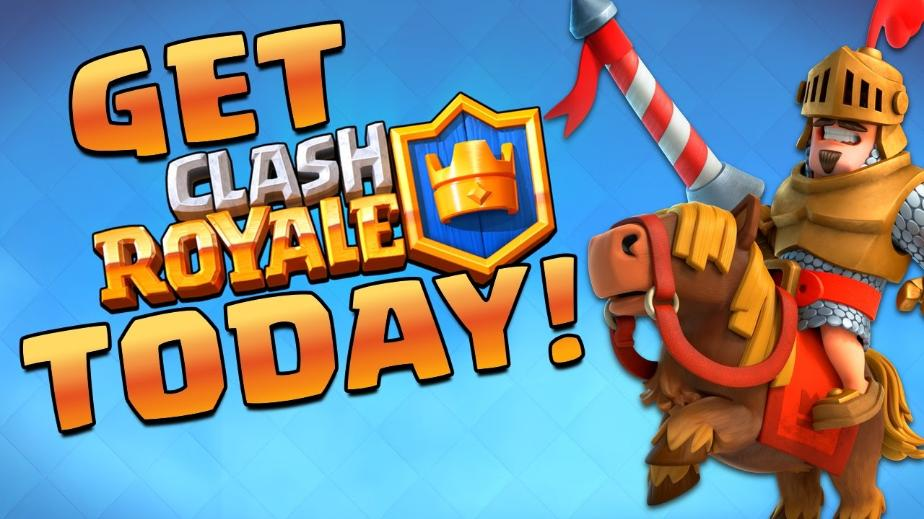 gogle play store clash royale